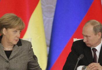 Navalnıy üzerinden Almanya Rusya savaşı