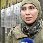 Çeçen aktivist Amina Okuyeva'ya suikast düzenlendi