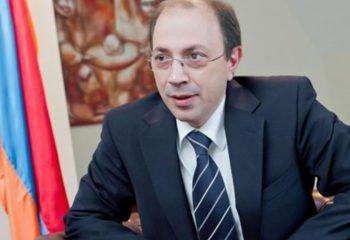 Ermenistanın yeni dışişleri bakanı Ara Ayvazyan