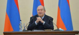 Ermenistan Cumhurbaşkanı Arman Sarkisyan anamuhalefet lideri mi oldu