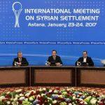 Астанинский процесс: переговоры продолжаются