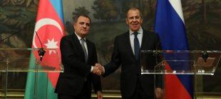 Ադրբեջանի ԱԳ նախարարը Մոսկվայում. Լավրովը հիշեցրել է Հայաստանի բարեկամներին