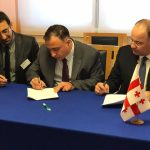 Azərbaycan və Gürcüstan hərəkatları Strasburqda saziş imzaladı