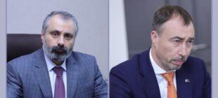 Баку выразил протест в связи со встречей представителя ЕС с министром непризнанной НКР