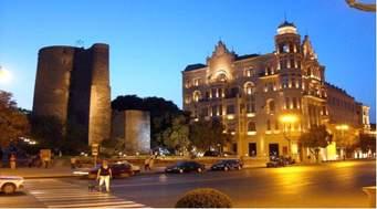 Azerbaycanda 10 gün