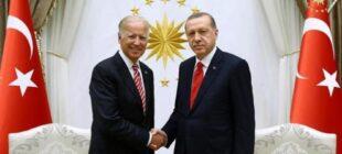 Erdoğan Biden ile telefonla görüştü