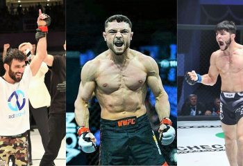 MMA Fighting: UFC, Mixed Martial Arts'a  Azerbaycandan transfer