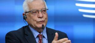 Borrell'de ses var görüntü yok