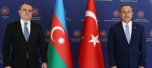 Ceyhun Bayramov Ankarada Türkiyə ilə birlikdən danışdı