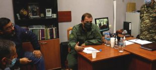 David Tonoyan: Karabağ savaşında cesetlerimizi bulmaya çalışıyoruz