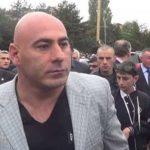 Ձերբակալվել է Գագիկ Ծառուկյանի անվտանգության ծառայության պետ Էդուարդ