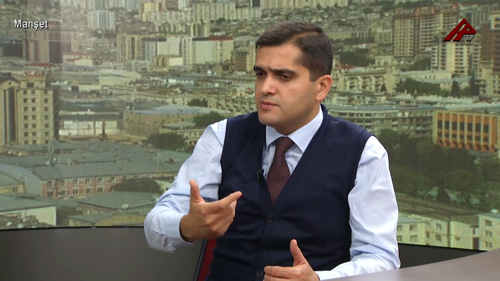 """Elhan Şahinoğlu: Paşinyan """"yallını"""" qonşularla əməkdaşlığa dəyişmək istəyir"""