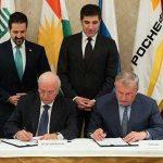 Rusya Kuzey Irakta petrol sahalarını iyileştiriyor