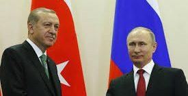 Պուտինը հայտնել է, որ Էրդողանը մեծապես հետաքրքրված է ռուսական СУ-35 և СУ-57 ռազմական ինքնաթիռներով