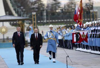 Rus TV: Türkiye bizim için önemli ülke, Putin'in ziyareti tesadüfi değil
