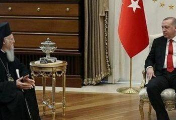Melih Yıldız: Patrik Bartholomeos Türkiye için tehdit mi