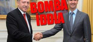 Türkiye Suriye devlet temsilcilerinin bir araya gelme ihtimali var mı