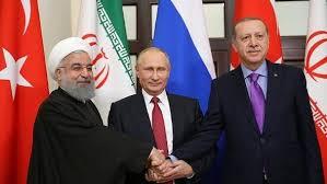 """Rusiya-Türkiyə-İran münasibətlərində """"Qordi düyünü"""""""