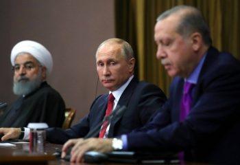 Հարված Ռուսաստանին. նոր իրավիճակի արկերը