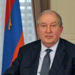 Узнал о подписании из прессы – президент Армении