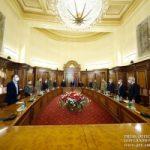 Ermenistan güvenlik konseyi olağanüstü toplandı