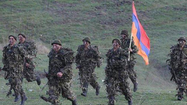 Ադրբեջանական ագրեսիան հետ մղելու ընթացքում նահատակված զինծառայողները