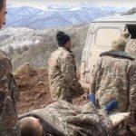Kaos ve anarşinin kol gezdiği Ermenistan ordusu – askerler intihar ediyor…