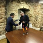 Ermenistan-Litvanya arasında savunma işbirliği programı imzalandı