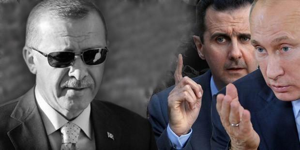 Rejimin her unsuru Türkiye için meşru hedef