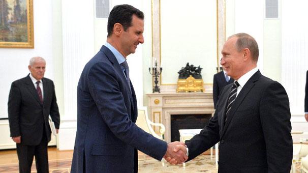 Putin'in Şam ziyaretinde verdiği 'üç mesaj'