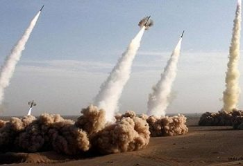 İran Suriye ve Irak'a Füze Saldırıları Düzenledi…