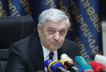Ermenistanda bir istifa daha: Felix Tsolakyan istifa etti