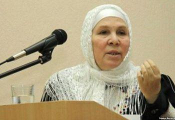 Фаузия Байрамова обратилась в ООН с просьбой защитить языки народов России