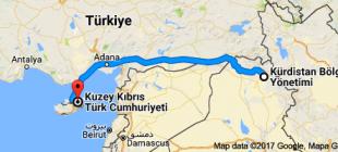 Kuzey Kıbrıs'tan Kuzey Irak'a Türk'ün ateşle imtihanı!