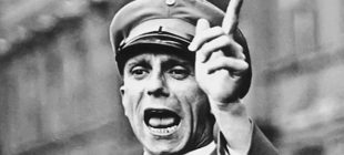 Bir Propaganda ile Kamuflaj Ustası – Paul Joseph Goebbels