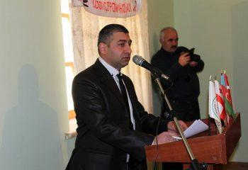 Gürcistan Marneuli'de sıkıyönetim