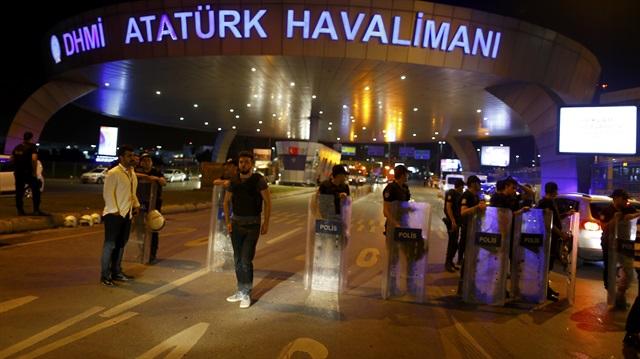 Atatürk Havalimanı, terör saldırısı ve güvenlik