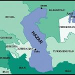 The legal status of the Caspian Sea