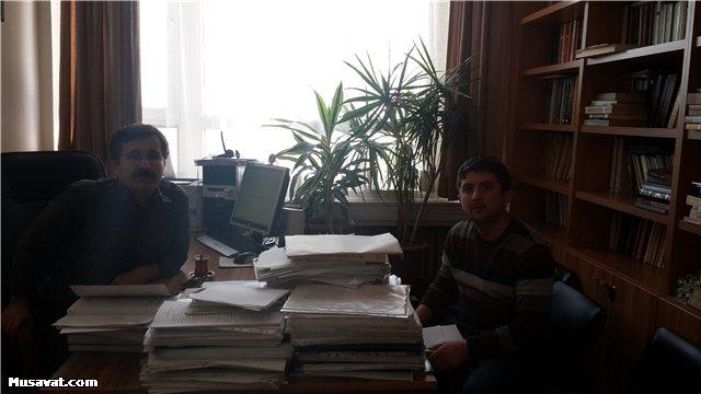 """""""Türk dilinin yayılmasında """"Kurtlar Vadisi"""" teleserialı qədər təsirli ola bilmirik"""""""