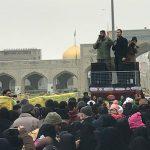 İranda askeri geçit törenine saldırı