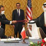İsrail ile Bahreyn arasında diplomatik ilişki