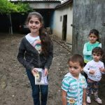 Families With Many Children in the South Caucasus