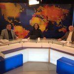 kafkassam başkanı Dr Hasan Oktay tv proğramına katıldı