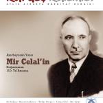 Azerbaycanlı yazar Mir Celal'in 110. Yıldönümüyle alakalı dergi yayınlandı