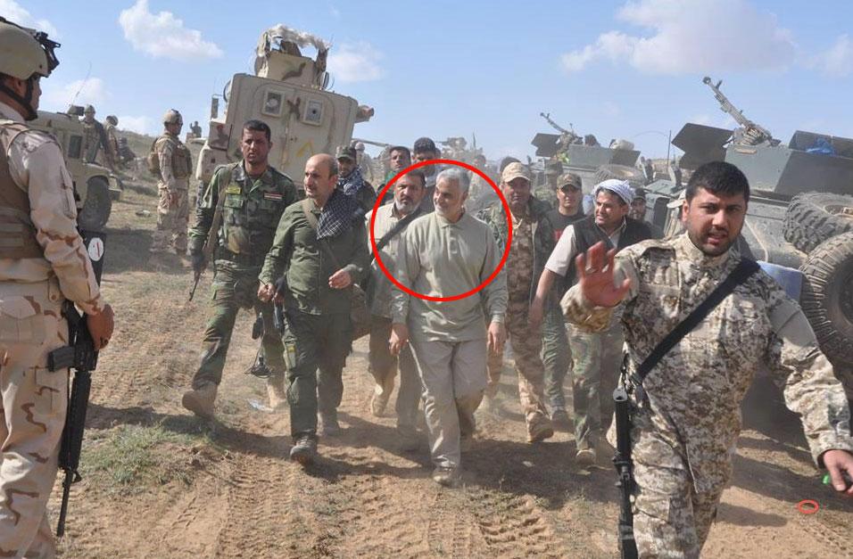Devrim Muhafızları Iraklı milisleri savaşa hazırlıyor