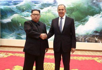 Rusya ve Kuzey Kore Bir araya Geliyor
