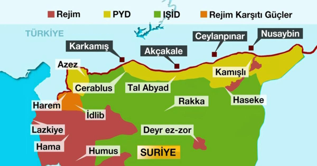 Rusya Kürt koridoru istemiyor!
