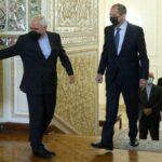 Lavrov ABD'nin İran konusunda Rusya'ya yaptırımdan rahatsız