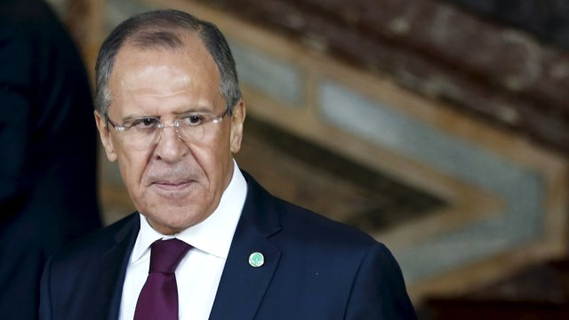 "Lavrov: ""I do not remember that interest was shown to the Karabakh issue in our numerous contacts with my Iranian counterparts during these years"""