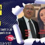 Hasan Oktay MGtv de Yasemin Karakoyunlu ile Mustafa Güven'e gündemi değerlendirdi